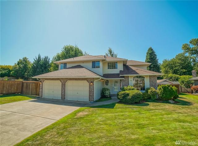1714 25th St Pl SW, Puyallup, WA 98371 (#1491432) :: Ben Kinney Real Estate Team