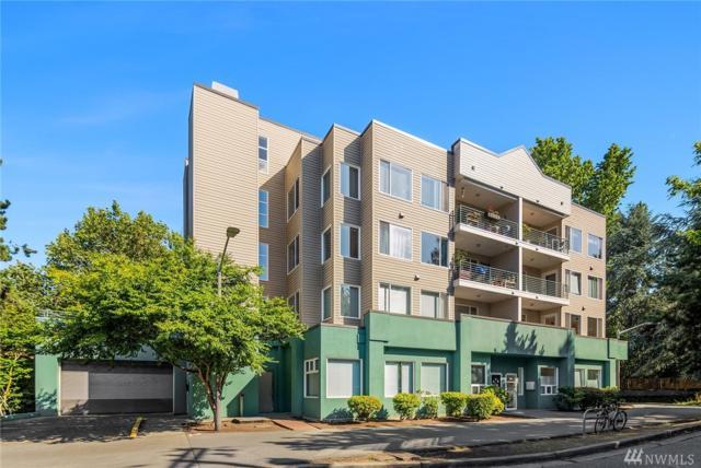 2301 NE Blakeley St #207, Seattle, WA 98105 (#1493417) :: KW North Seattle