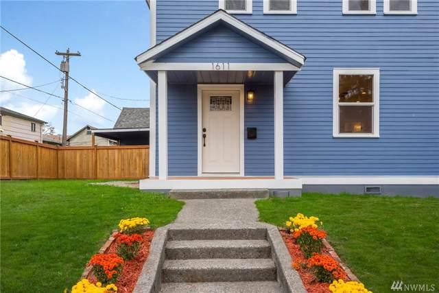 1611 23rd St, Everett, WA 98201 (#1500461) :: Ben Kinney Real Estate Team