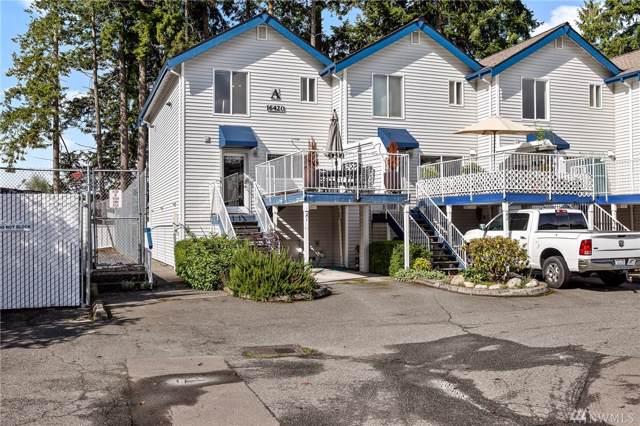 16420 Spruce Wy A1, Lynnwood, WA 98037 (#1524640) :: McAuley Homes