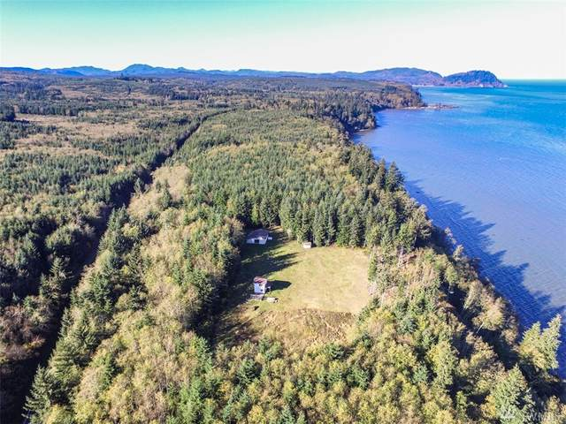 33955 Highway 112, Clallam Bay, WA 98326 (#1532394) :: Northern Key Team