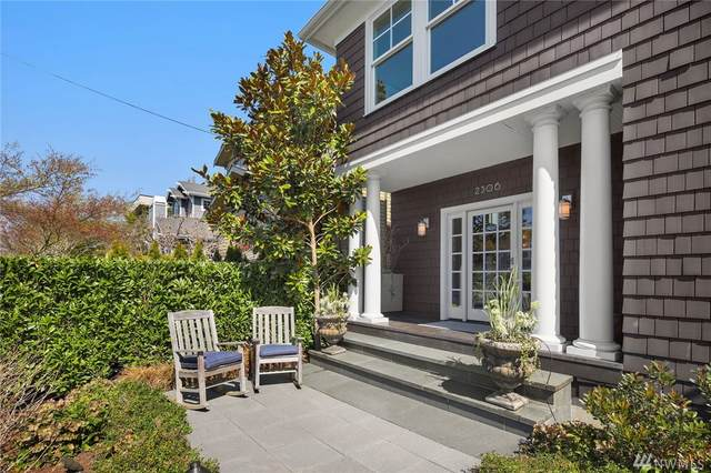 2306 42nd Ave E, Seattle, WA 98112 (#1588730) :: NW Homeseekers