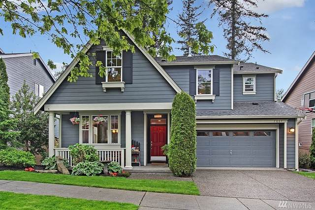 7007 Silent Creek Ave SE, Snoqualmie, WA 98065 (#1604266) :: Keller Williams Western Realty
