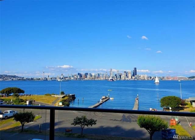 1221 Harbor Ave Ave SW #305, Seattle, WA 98116 (#1612053) :: McAuley Homes