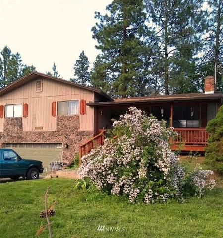 10911 S Silver Lake Rd, Medical Lake, WA 99022 (#1670937) :: Alchemy Real Estate