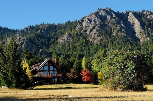 220 Bighouse Road, Cle Elum, WA 98922 (#1671176) :: Ben Kinney Real Estate Team