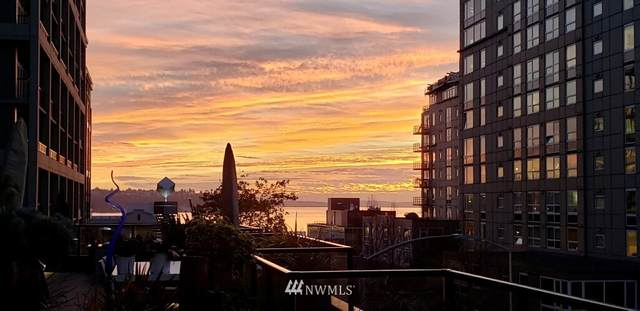 81 Clay Street #422, Seattle, WA 98121 (#1725112) :: Northwest Home Team Realty, LLC