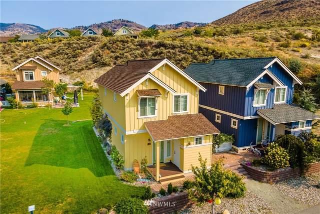 90 Veranda Drive, Oroville, WA 98844 (MLS #1729647) :: Brantley Christianson Real Estate