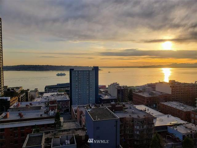 2201 3rd Avenue #1703, Seattle, WA 98121 (#1747475) :: Alchemy Real Estate
