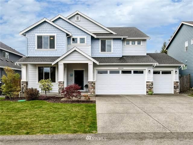 20224 194th Avenue E, Orting, WA 98360 (#1756007) :: Northwest Home Team Realty, LLC