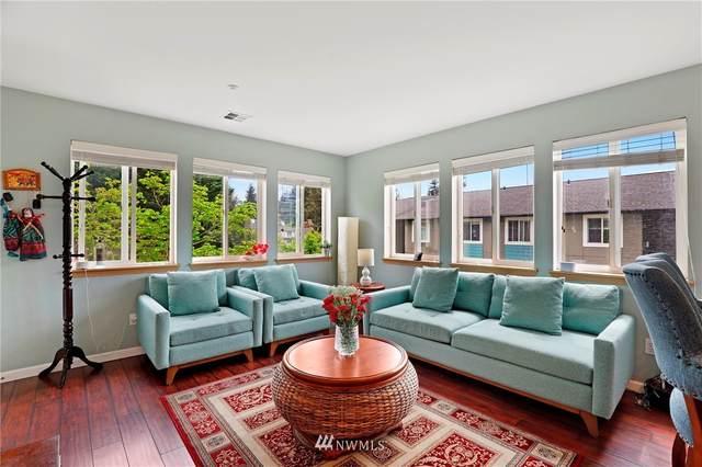 12406 SE 31st Street #201, Bellevue, WA 98005 (#1768363) :: Beach & Blvd Real Estate Group