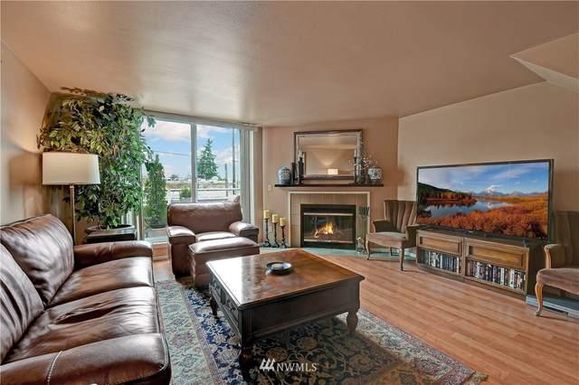 2350 10th E #206, Seattle, WA 98102 (#1783460) :: McAuley Homes