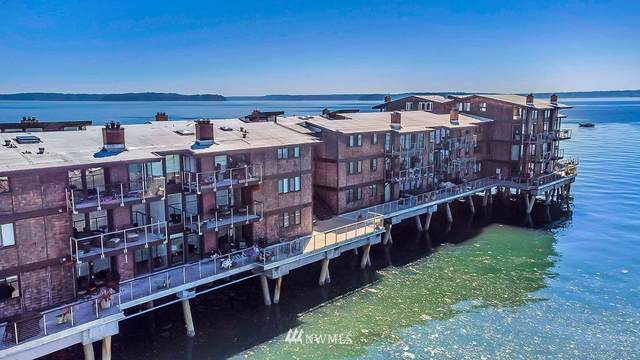 3717 Beach Drive SW #108, Seattle, WA 98116 (#1802390) :: Better Properties Real Estate