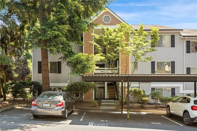 1003 156th Avenue NE A102, Bellevue, WA 98007 (#1806253) :: Alchemy Real Estate