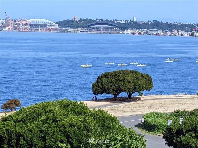 1101 Harbor Avenue SW D4, Seattle, WA 98116 (#1827126) :: Simmi Real Estate