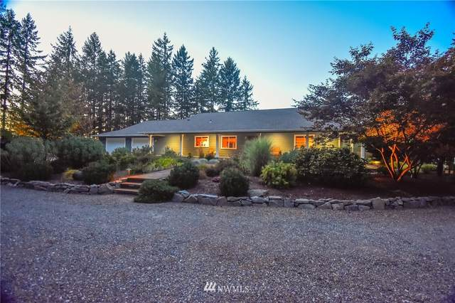 5124 133rd Avenue SW, Rochester, WA 98579 (#1835936) :: The Snow Group