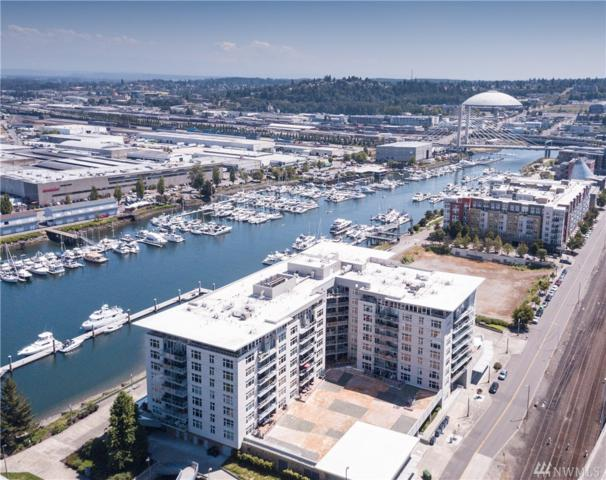 1515 Dock St #904, Tacoma, WA 98402 (#1323568) :: The Vija Group - Keller Williams Realty