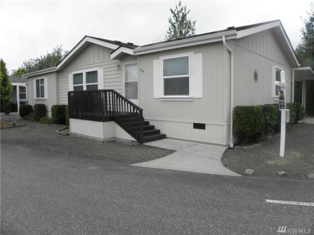 14727 43rd Ave NE #54, Marysville, WA 98271 (#1335186) :: Brandon Nelson Partners