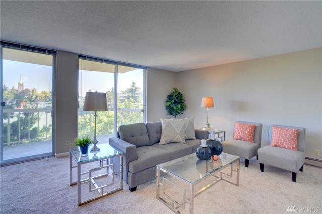 4540 8th Ave NE #605, Seattle, WA 98105 (#1335675) :: The DiBello Real Estate Group