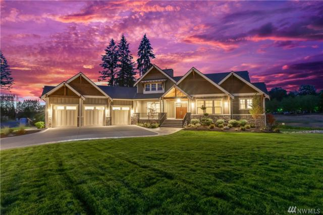 20515 SE 118th Ave SE, Snohomish, WA 98296 (#1350517) :: Homes on the Sound
