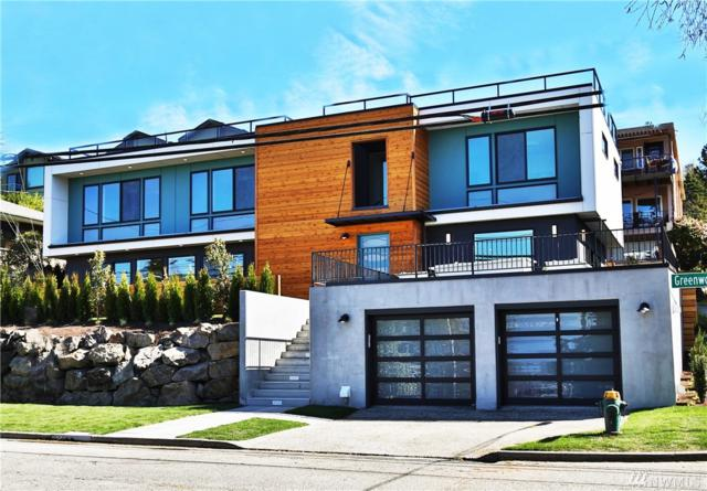 5402 Greenwood Ave N, Seattle, WA 98103 (#1434492) :: Real Estate Solutions Group