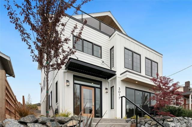 3017 Belvidere Ave SW, Seattle, WA 98126 (#1441505) :: Keller Williams Realty Greater Seattle