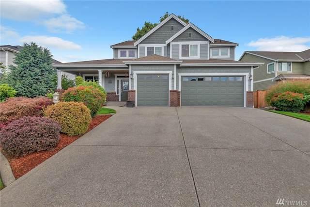 21801 31 ST St E, Lake Tapps, WA 98391 (#1507732) :: KW North Seattle