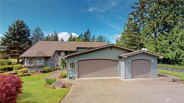 1180 E Old Ranch Rd, Allyn, WA 98524 (#1581027) :: Ben Kinney Real Estate Team