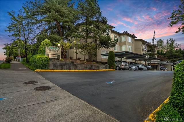 705 136th Place NE A2, Bellevue, WA 98005 (#1592819) :: NW Homeseekers