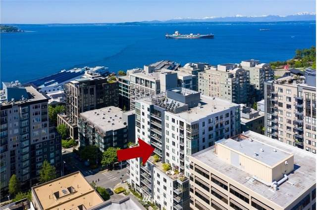 76 Cedar Street #809, Seattle, WA 98121 (#1633853) :: Alchemy Real Estate