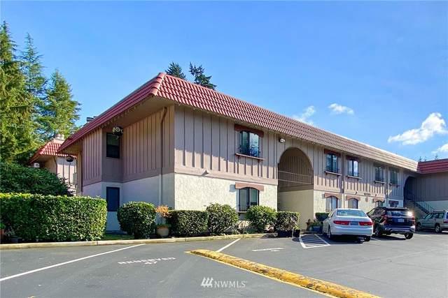 15705 NE 18th Street 2G, Bellevue, WA 98008 (#1656941) :: Ben Kinney Real Estate Team