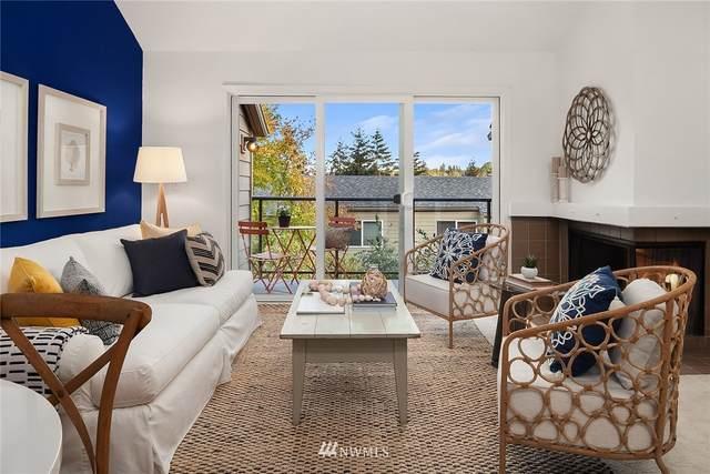 2937 76th Avenue SE 33C, Mercer Island, WA 98040 (MLS #1673877) :: Community Real Estate Group