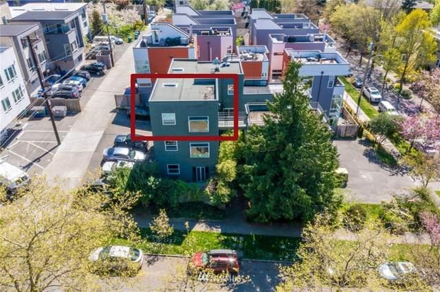 1501 E Spring Street #9, Seattle, WA 98122 (#1812779) :: Ben Kinney Real Estate Team