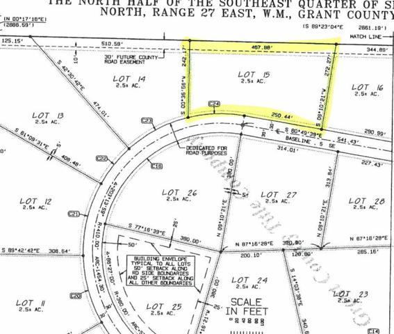 662 SE Baseline .5 Rd, Moses Lake, WA 98837 (MLS #732199) :: Nick McLean Real Estate Group