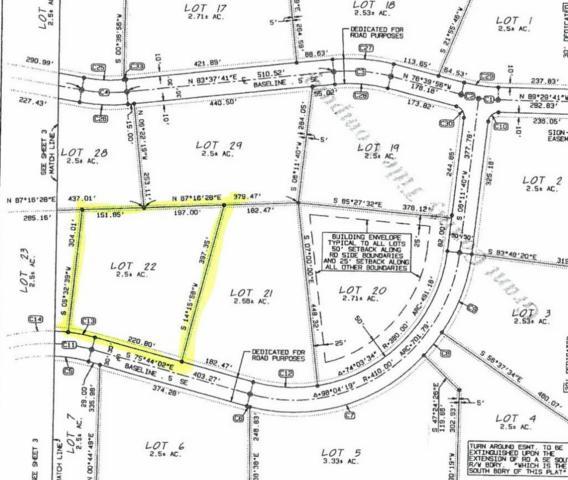 271 SE Baseline .5 Rd, Moses Lake, WA 98837 (MLS #732253) :: Nick McLean Real Estate Group