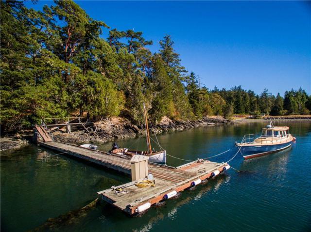 124 Harbor Wy, Shaw Island, WA 98286 (#828432) :: Ben Kinney Real Estate Team
