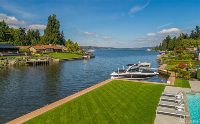 3103 Fairweather Place, Hunts Point, WA 98004 (#1292832) :: Homes on the Sound