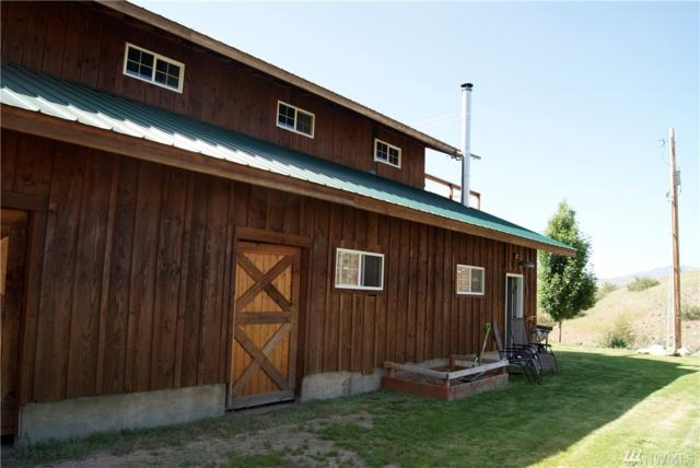 95 Yellowjacket Rd, Twisp, WA 98856 (#1300069) :: Kimberly Gartland Group