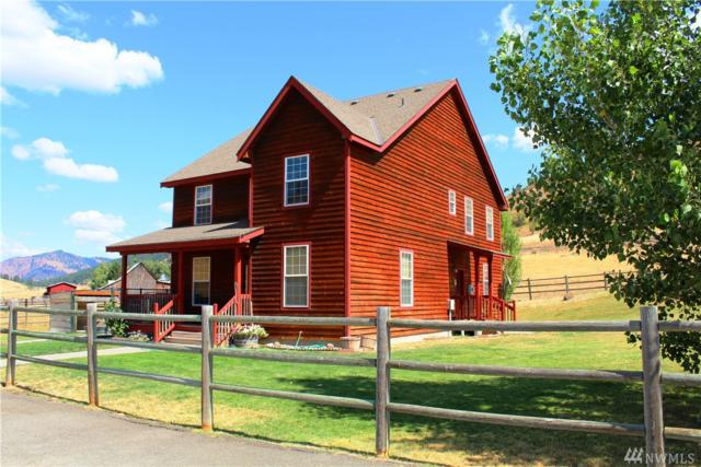 71 Low Rd, Cle Elum, WA 98922 (#1352614) :: Real Estate Solutions Group