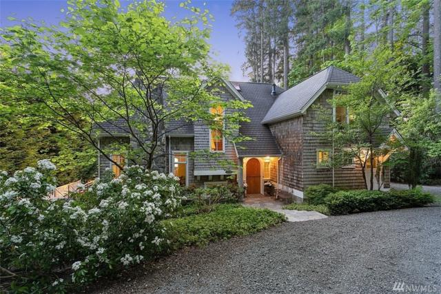6801 NE Bergman Rd, Bainbridge Island, WA 98110 (#1451715) :: Kimberly Gartland Group
