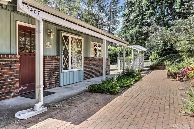 12407 SE 27th St, Bellevue, WA 98005 (#1472662) :: Ben Kinney Real Estate Team