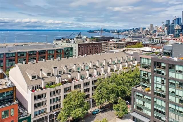 526 1st Ave S #313, Seattle, WA 98104 (#1605316) :: Capstone Ventures Inc