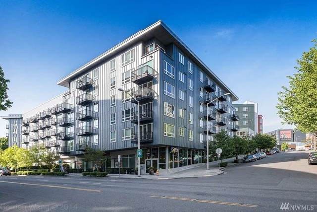 3104 Western Ave #509, Seattle, WA 98121 (#1622259) :: Canterwood Real Estate Team