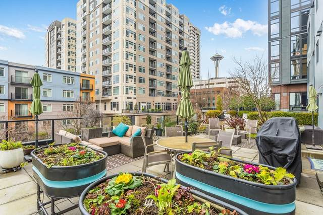 81 Clay Street #422, Seattle, WA 98121 (MLS #1717073) :: Community Real Estate Group