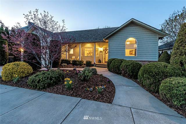 907 SE Sentry Drive, College Place, WA 99324 (#1746639) :: Ben Kinney Real Estate Team