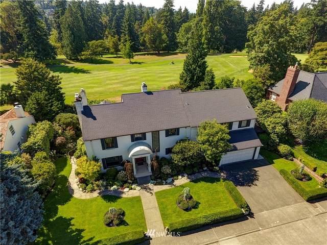 1239 Parkside Drive E, Seattle, WA 98112 (#1808042) :: The Shiflett Group