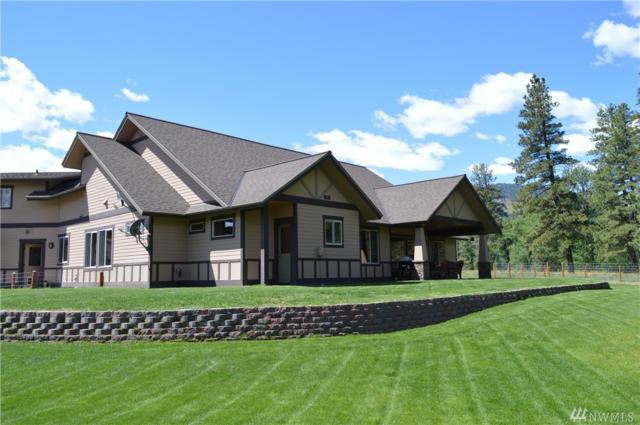 28-#B Lodge Lane, Winthrop, WA 98862 (#907671) :: Ben Kinney Real Estate Team