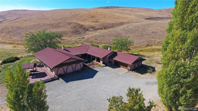 400 Balky Hill Rd, Twisp, WA 98856 (#1354373) :: Kimberly Gartland Group