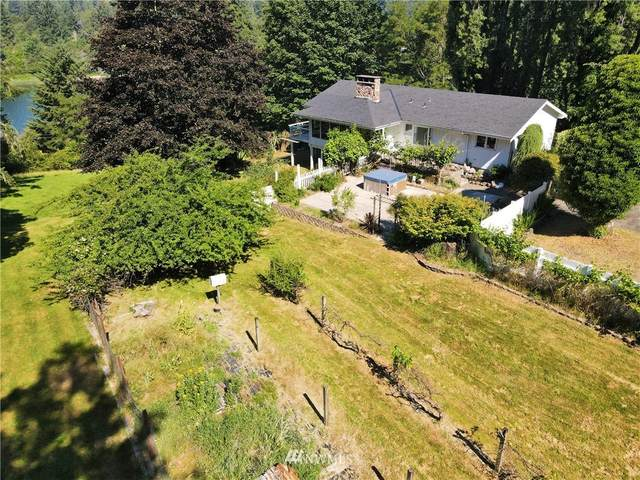 181 E Stretch Island Road N, Grapeview, WA 98546 (#1777625) :: Icon Real Estate Group