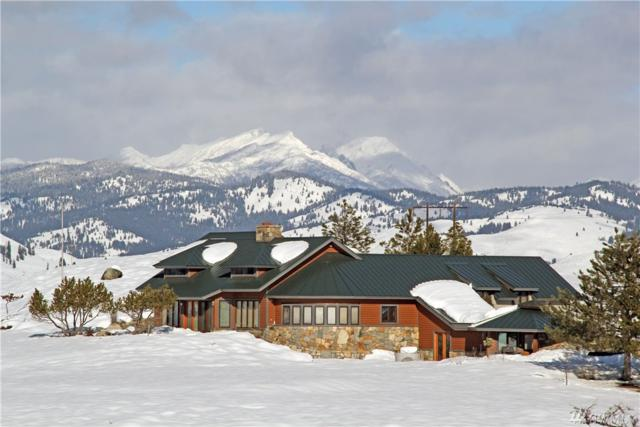 307 Stud Horse Mountain Rd, Winthrop, WA 98862 (#977653) :: Homes on the Sound